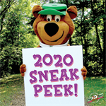 Sneak Peek of 2020 Events at YOGI BEAR'S JELLYSTONE PARK™!