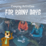 Camping Activities For Rainy Days