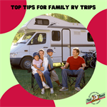Top Tips for Family RV Trips