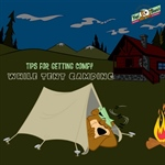 Tips for Getting Comfy While Tent Camping